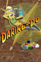 Daring-Do 2 iPod Wallpaper by daughterdragon