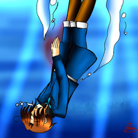 Failling At The Bottom Of The Sea (Remake) by XMaria-Onee-SamaX