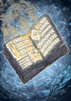 Book of Cagliostro by RyanKinnaird