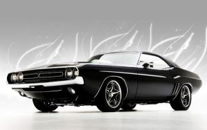 Dodge Challenger RT 1971 by MGawronski