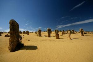 Pinnacles Desert 11 by Thrill-Seeker