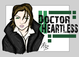 Dr. Heartless - study drawing by KatVonB