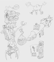 Dr. Zombie Zed by TheLoudMouthScout