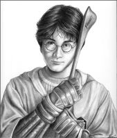Harry Potter by China-Hartz