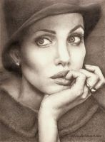 Angelina Jolie by sofora