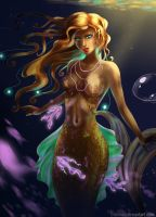 Bioluminescence by Gwennys