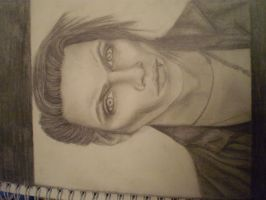 Andy Biersack Drawing by sweet-d-reams