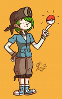 Request: Stephie by GusDraws