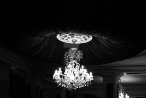 Chateau Chandelier by kendravixie