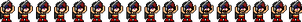 Old Dj Nadi Boss Sprite -Pissed/Flipping the bird by Linkwolf48