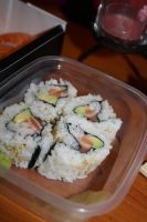 California Rolls by AvaHtH