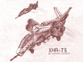 XHA-73 by TheXHS