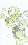 Lloyd Garmadon by shadowraven1775