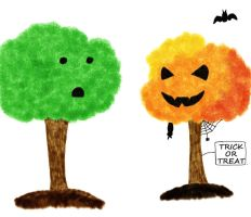 Trick-or-Tree by Gato-Nephist