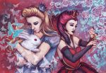 Pawn to Queen by AliceMeichi
