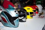 Power Ranger Helmets PRCC 2015 by lycanshinobi