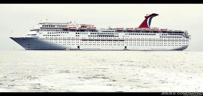 The Cruise Ship by jeyminems