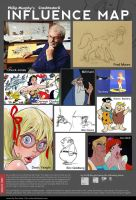 Influence Map by Phil-Crash-Murphy