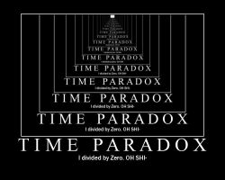 Time Paradox by Quinn747