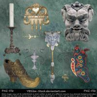 Charming Exclusive Set PNG by YBsilon-Stock