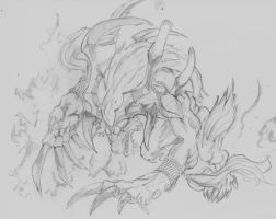 Ifrit by Lh0o
