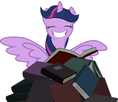 Twilight's Smile by SpenceTheNewbie
