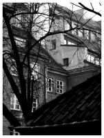 Warsaw, the day before 13 by Renifer