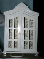 Shabby Chic Cabinet by moose6182