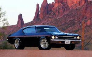 Chevrolet Chevelle SS '69 by HAYW1R3