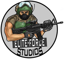 Elite-Force Studios logo by ne0n1nja