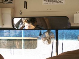 bus driver- she drives bus by vagrantsamm