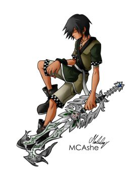 Commission KH Oc by MCAshe