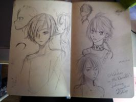 Fan Art Sketches? by Catrifer