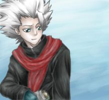 Bleach: Hitsugaya Toshiro by Angels-Leaf