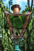 Old Lamp by suolasPhotography
