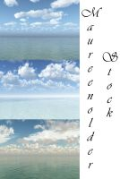 STOCK BG waterscapes by MaureenOlder