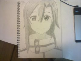 Kirito from Gun Gale Online by snowstorm1999