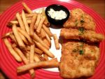 TGIF's Fish and Chips by nosugarjustanger