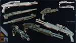 Weapons : Spas by WARxSnake