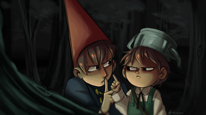 Over the Garden Wall Scene Redraw by Mugges