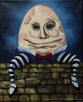 Dead-Eyed Humpty by miz-mezzy