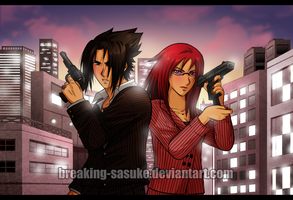 #41. Partners in Crime by BreakingSasuke