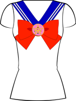 Sailor Moon T-shirt Design by SayurixSama