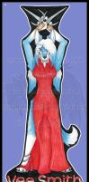 Full Body Badge: Vee Smith 2013 by AirRaiser