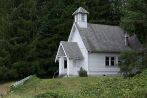 Little Church in the Country 1 by LoneWolfPhotography