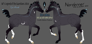2820 Nordanner Foal by SWC-arpg