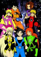 Rise of the Manga Lanterns by Primal-Lord