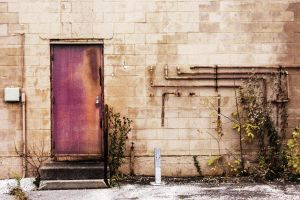 They Never Use This Door by pubculture