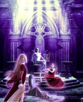 throne of the fairies by Adepta-Di-Marte