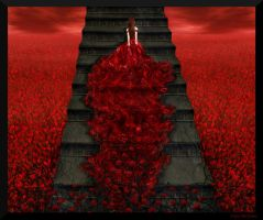 Crimson Field by Freyja-M